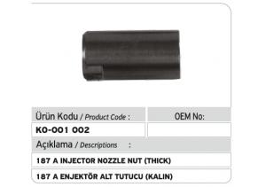 7008-187 A Perkins Enjektör Tutucusu (kalın)