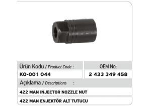 2433349458 422 Man Enjektör Tutucusu