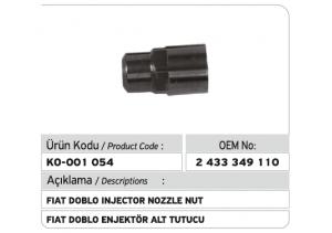 2433349110 Fiat Doblo Enjektör Tutucusu