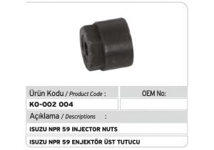 Isuzu NPR 59 Enjektör Üst Tutucu