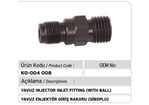 2433370434 Yavuz Enjektör Giriş Rakoru (siboplu)