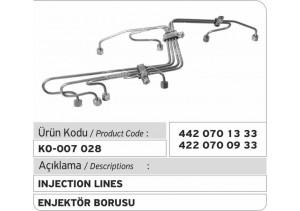 4420701333 Enjektör Borusu 4220700933