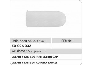 Delphi 7135-539 Protection Cap
