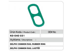 Delphi Common Rail Pompa Oringi