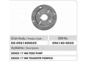 096140-0020 Denso 17 mm Transfer Pompası