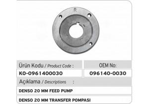 096140-0030 Denso 20 mm Transfer Pompası