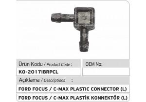 Ford Focus - Cmax II 1.6 TDCI Common Rail Enjektör Geri Dönüş Plastiği L
