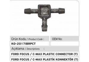 Ford Focus - Cmax II 1.6 TDCI Common Rail Enjektör Geri Dönüş Plastiği T