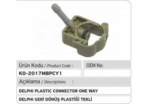 Delphi Geri Dönüş Plastiği (Mercedes) tekli