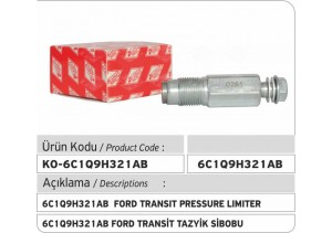 6C1Q9H321AB Pressure Limiter