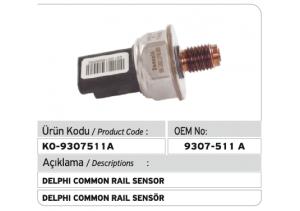 9307-511A Delphi  Common Rail Sensor
