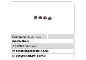 Denso Common Rail Enjektör Bilyası