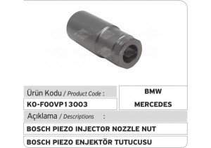 F00VP13003 Bosch Piezo Enjektör Tutucusu (BMW-Mercedes)