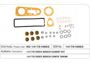 1417010003 Bosch Conta Takımı