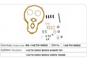 1427010002 Bosch Conta Takımı