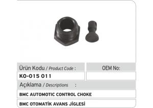 BMC Otomatik Avans Jiglesi