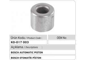 Bosch Otomatik Piston