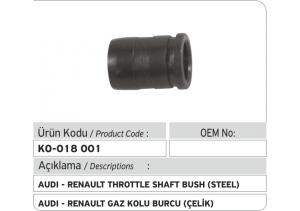 1463341303 Audi-Renault Gaz Kolu Burcu (çelik)