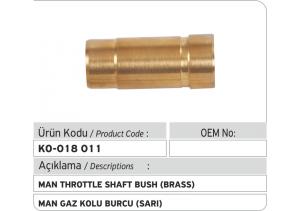 1460324332 MAN Gaz Kolu Burcu (pirinç)