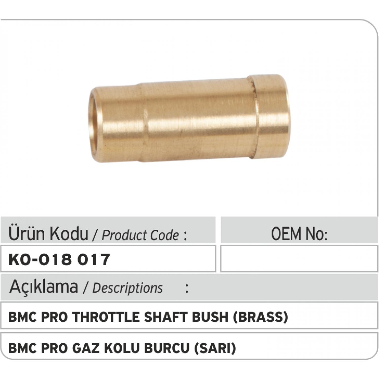 BMC Pro Gaz Kolu Burcu